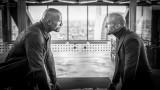 """Дуейн Джонсън и Джейсън Стейтъм в Hobbs & Shaw - spin-off на """"Бързи и яростни"""""""