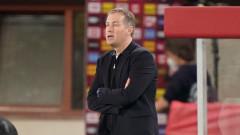 Селекционерът на Дания възропта срещу рекцията УЕФА след ситуацията с Кристиан Ериксен