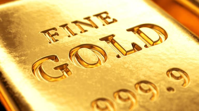 Прогноза: Златото ще достигне $2 300