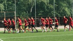 Изненада в състава на ЦСКА за първия мач с Титоград