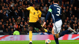 Белгия сгази Шотландия, любопитен герой за Русия при успех срещу Казахстан