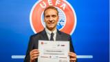 Стилиян Петров не иска да става президент на БФС