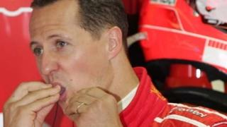 Шумахер отново се оплаква