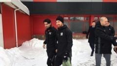 """Първа тренировка за """"новия"""" ЦСКА-София (ВИДЕО)"""
