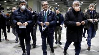 Коронавирус: 319 души са починали само в Ломбардия за 24 часа
