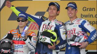 Валентино Роси спечели Гран При на Испания
