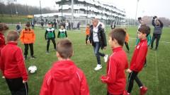 Кирил Десподов с благотворителна инициатива