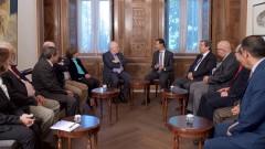 Войната в Сирия не свършва с победите в Дейр ез Зор, натърти Асад