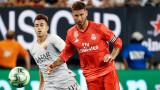 Реал (Мадрид) мигновено защити Серхио Рамос