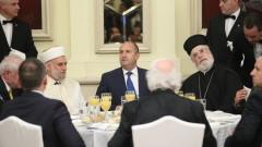 Радев: Да пазим от вредни влияния граденото с векове единство у нас