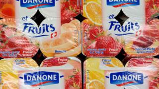 Danone не се страхува от кризата
