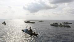 Два бойни кораба на САЩ следят спор между Малайзия и Китай в Южнокитайско море