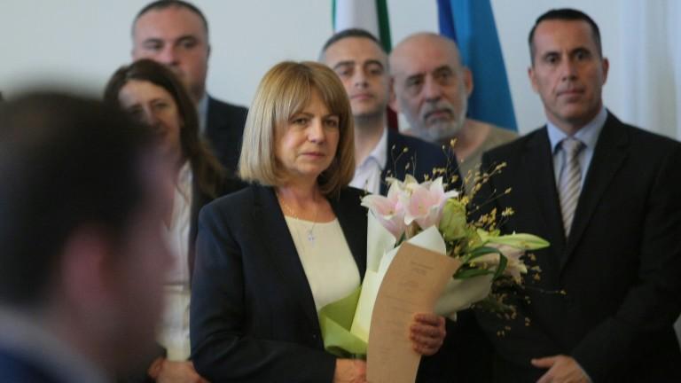 Столичният кмет Йорданка Фандъкова обяви, че до месец ще предложи