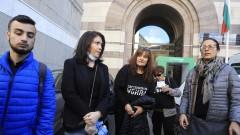 Хвърляха яйца по социалното министерство заради Закона за личната помощ
