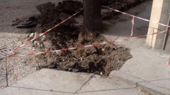 Строители оставиха без ток два софийски квартала