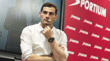 Икер Касияс обяви оттеглянето си от футбола