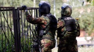 Нападателят на полицейски участък в Хабаровск може да е неонацист