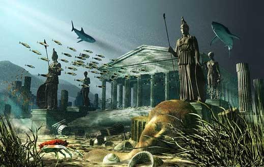 Руснаци ще търсят Атлантида