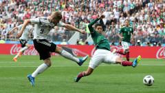 Германия - Мексико 0:1, Лозано шокира Бундестима