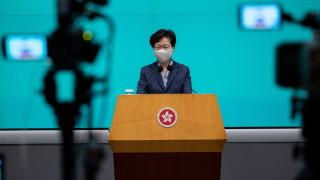 Не можем да си позволим още хаос, обяви лидерът на Хонконг 1 г. от началото на протестите