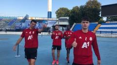 ЦСКА на прага на историческо постижение срещу Виктория в Пилзен