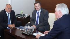 Барние обясни на Борисов за преговорите Брюксел-Лондон