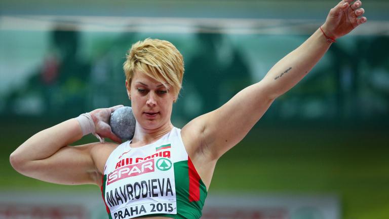 Гюлетласкачката Радослава Мавродиева и тройния скачач Момчил Караилиев са единствените