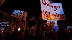 Продължават протестите в Сейнт Луис