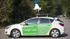 Колите на Google Street View отново в България