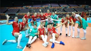 """Волейболистките започват участието си в """"Лигата на нациите"""" с турнир в Русе през май"""