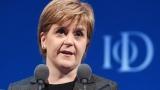 Шотландия планира референдум за независимост между есента на 2018 и пролетта на 2019 г.