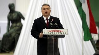 Виктор Орбан пред брюкселския съд*