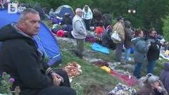 Хиляди вярващи посрещат Кръстовден на Кръстова гора
