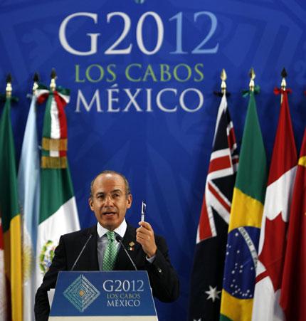 Г20 разработва мерки за цялостна защита на еврозоната