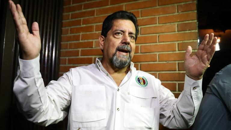 Венецуела освободи зам.-председателя на парламента Едгар Самбрано от затвора, предаде