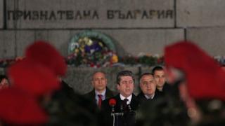 Първанов: Заветите на възрожденците ни са над поредния евродоклад