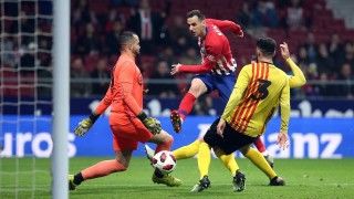Атлетико (Мадрид) не прости на Сант Андреу и в реванша