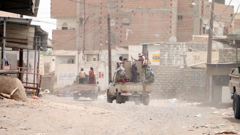 Отново военни удари в Йемен