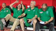 Зума: Левски се мъчи, това тяхното не е футбол