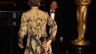 """Откраднаха статуетката """"Оскар"""" на Франсис Макдорманд"""