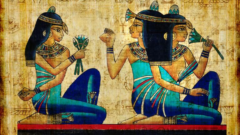 Хилядолетия след разпада си египетската цивилизация продължава да бъде една