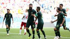 Дания - Австралия 1:1