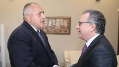 Борисов доволен от добрите ни практики с Гърция за миграцията