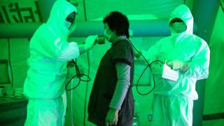 Инспектират Фукушима, търсят аномалии при децата