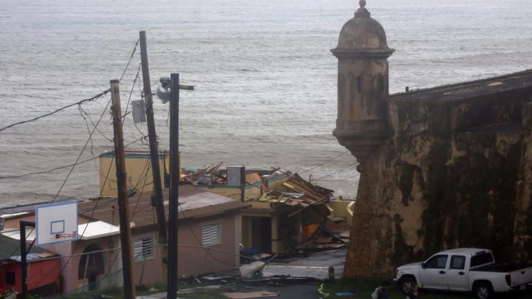 """""""Мария"""" убила повече от 15 души само в Доминика"""