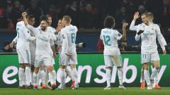 Реал (Мадрид) отново разплака Париж и показа на ПСЖ кой е Краля на Европа! (ВИДЕО)