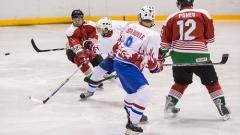 Българските хокеисти в битка за промоция