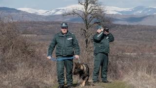 """Шефът на """"Гранична полиция"""" инспектира охраната по сръбската граница"""