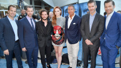 Game of Thrones 7 мина по червения килим (СНИМКИ)