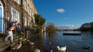 Над 1 млрд. души застрашени от катастрофални наводнения до 2060-а